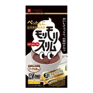 黒モリモリスリム スラッと黒茶ブレンド [ プーアル茶風味 ] の画像